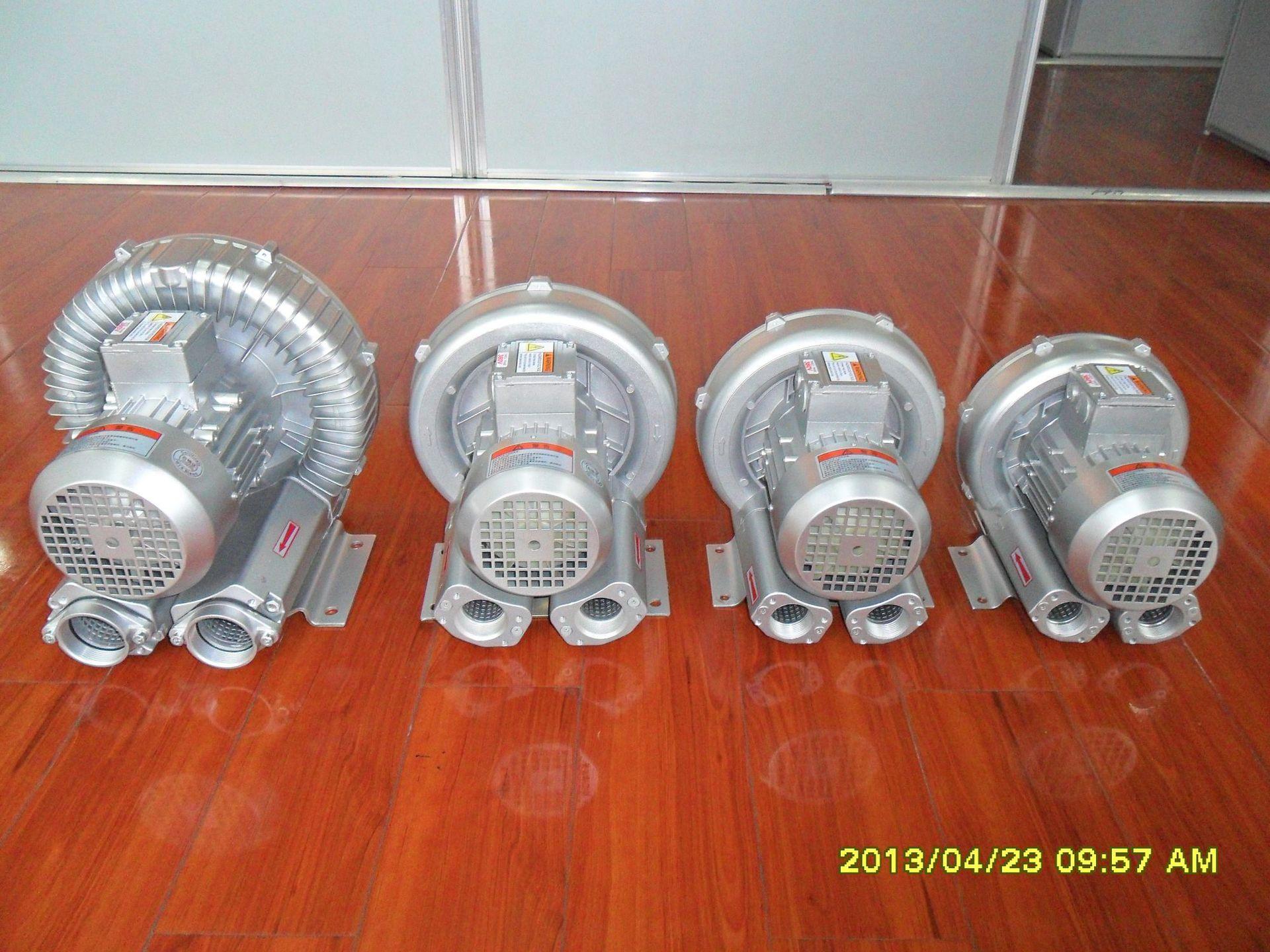 RB-71D-4漩涡风机,高压漩涡风机 高压旋涡气泵 旋涡式气泵示例图3